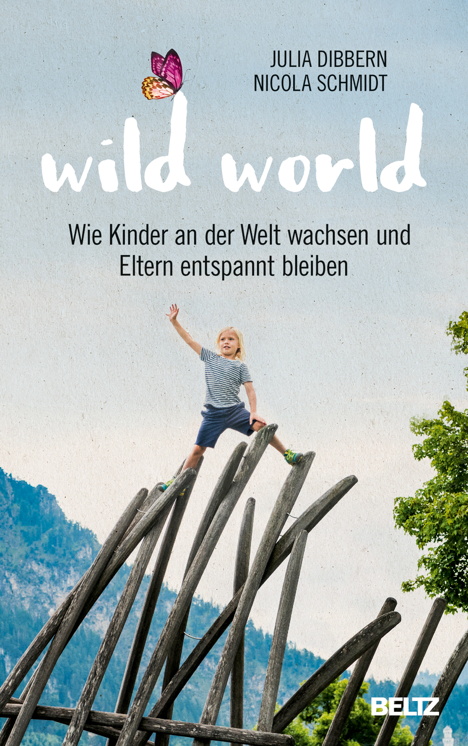 Cover vom Buch Wild World
